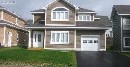 Mount Pearl, NL Real Estate