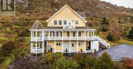 Petty Harbour - Maddox Cove, NL Real Estate