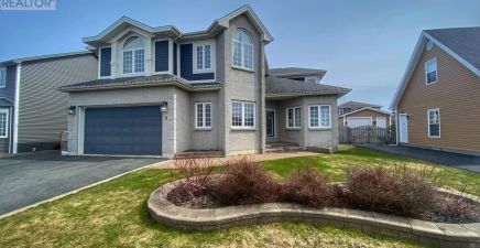 View 155 properties in Mount Pearl, NL with an average listing price of $295,050 and an average size of 2,037 sqft