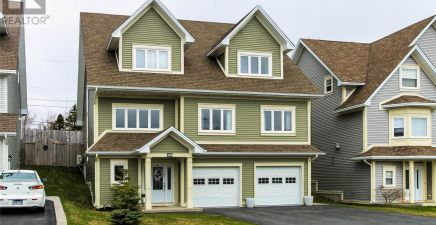 View 157 properties in Mount Pearl, NL with an average listing price of $297,820 and an average size of 2,087 sqft